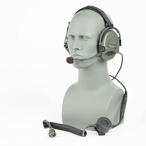 TCI Liberator II Digital Tactical Headset
