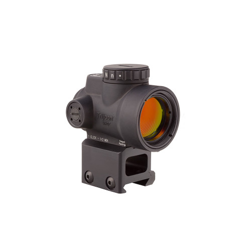 Trijicon MRO 2.0 MOA Adjustable Red Dot - Lower 1/3 Co-Witness Mount