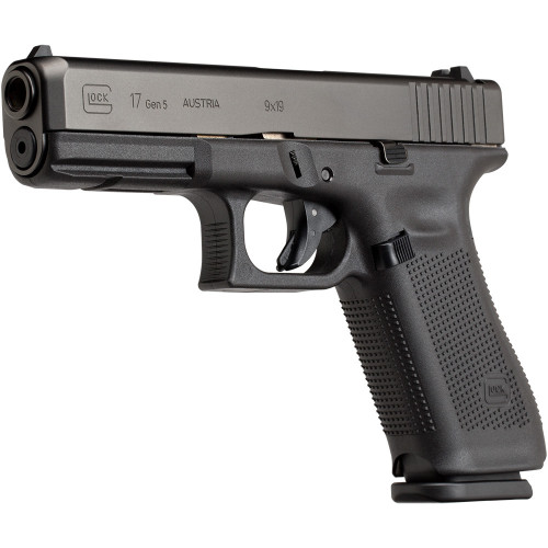 Glock 17 Gen5 Handgun with Ameriglo Bold Sights - 10 Round - PA1750300AB