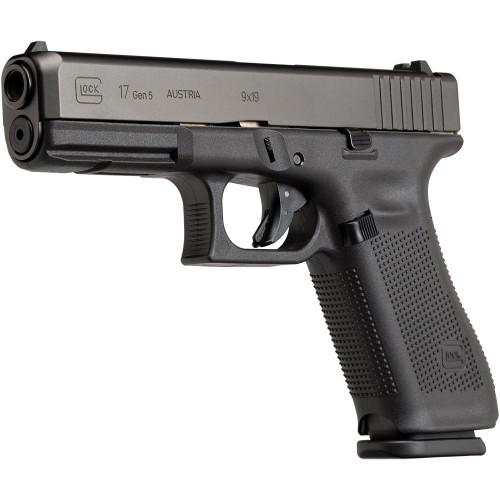 Glock 17 Gen5 Handgun with Ameriglo Bold Sights - 10 Round - PA1750300AB
