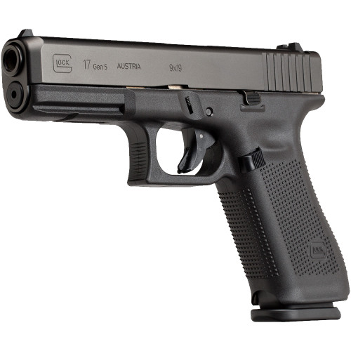 Glock 17 Gen5 Handgun with Fixed Sights - LE Only - PA1750200