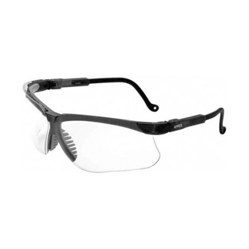 UVEX Genesis Safety Glasses Clear-Dura