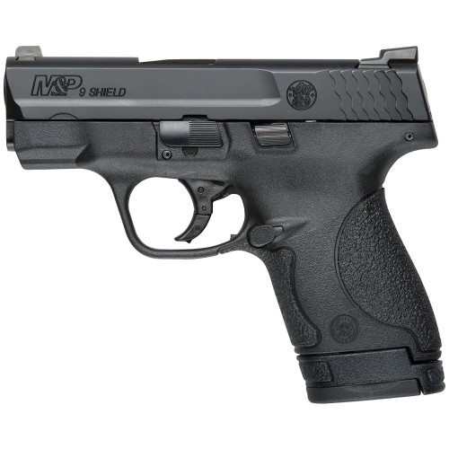 Smith & Wesson 10086 M&P Shield 9mm Centerfire Handgun with Night Sights