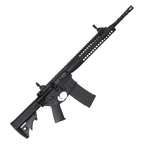 "LWRC IC-A5 AR-15 5.56 NATO Rifle with 16.1"" Barrel - ICA5R5B16"