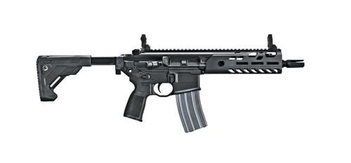 "Sig Sauer MCX 5.56 Nato 11.5"" Tele-Fold Stock Rifle - WRMCX-11B-TAP-SBR"