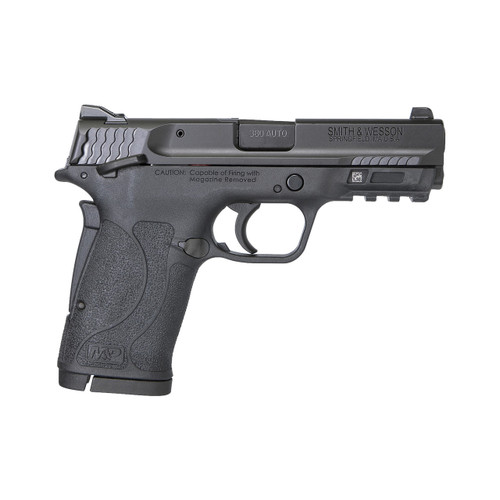 Smith & Wesson M&P380 Shield EZ 380 ACP Handgun with Thumb Safety - 11663