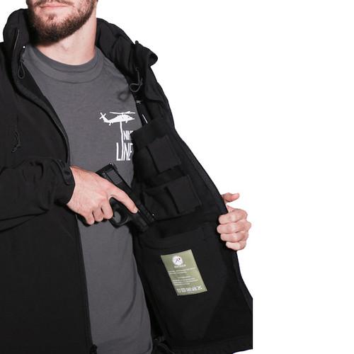 Nine Line Conceal Carry Soft Shell Jacket - 28DROPLINE