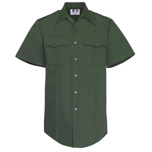 Fechheimer Short Sleeve Poly/Cotton Twill Command Shirt