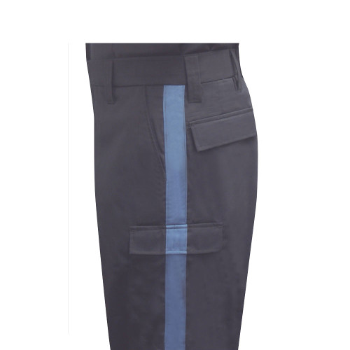 Fechheimer NJ BDU Trouser w/French Blue Stripe