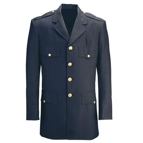 Fechheimer Single Breasted Blouse Coat