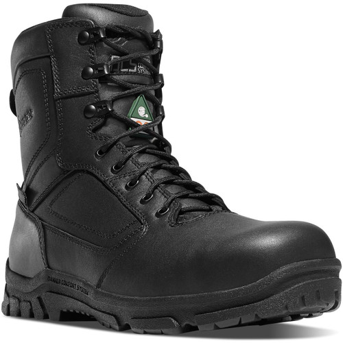 "Danner 8"" Lookout EMS/CSA CT Side-Zip Boot- 23826"