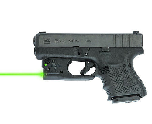 Viridian Reactor R5 Gen 2 Green Laser Sight for Glock - 920-0016