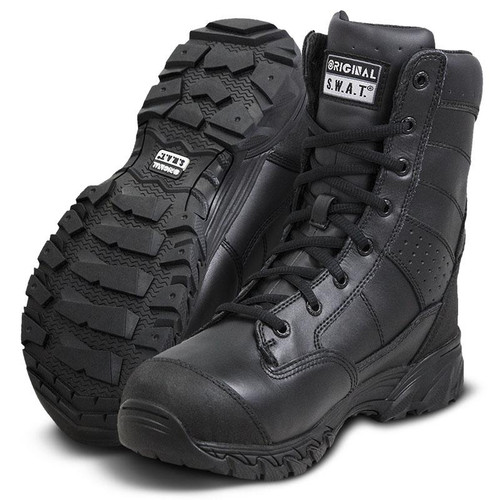 "Original Swat Chase 9"" Waterproof Men's Black Boot - 132001"