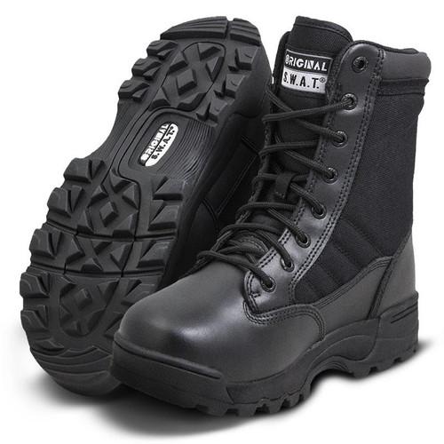 "Original Swat Classic 9"" Men's Black Boot - 115001"