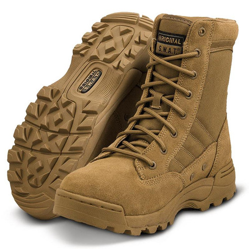 "Original Swat Classic 9"" Men's Coyote Boot - 115003"