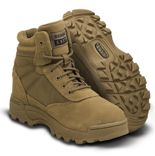 "Original Swat Classic 6"" Men's Coyote Boot - 115103"