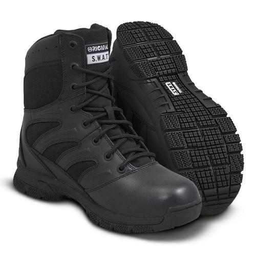 """Original Swat Force 8"""" Men's Black Boot - 155001"""