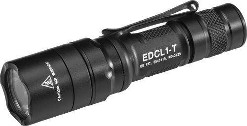 SureFire Everyday Carry LED Tactical Flashlight - EDCL1-T