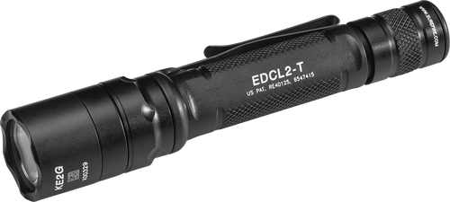 Surefire Tactical Everyday Carry LED Flashlight - EDCL2-T