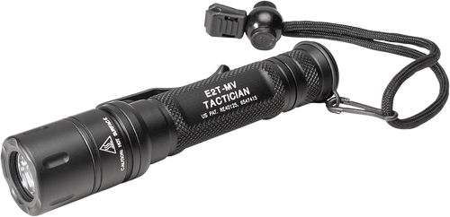 SureFire Tactician Dual Output LED Flashlight - E2T-MV