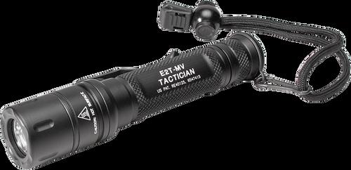 SureFire Tactician Dual Output LED Flashlight - E2T-MV