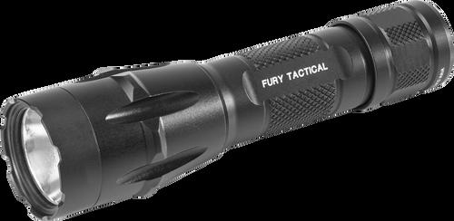 SureFire Fury DFT Dual Fuel Tactical LED Flashlight - FURY-DFT