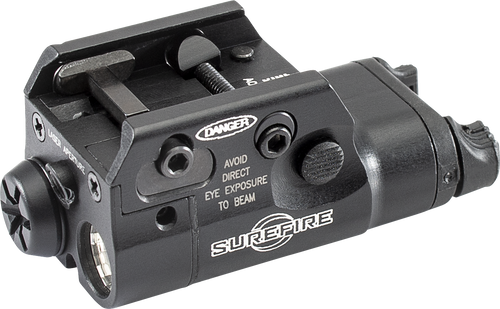 Surefire Ultra-Compact LED Handgun Light with Laser Sight - XC2-A