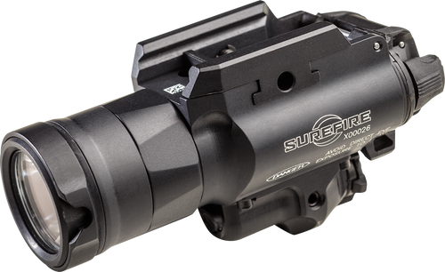 Surefire Ultra-High-Output White LED + Green Laser Weapon Light - X400UH-A-GN