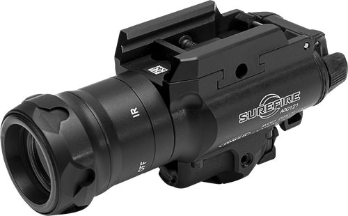 Surefire Infrared / White Handgun Holster Light + Infrared Laser - X400VH-B-IRC