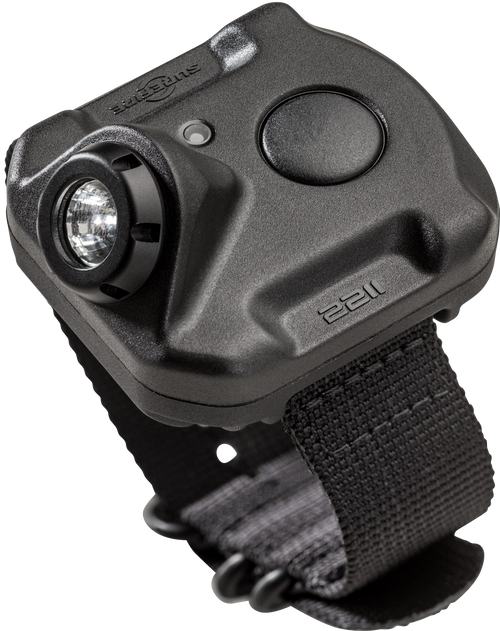 Surefire Rechargeable Variable-Output LED Wrist Light - 2211-A-BK-PLM