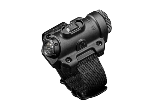Surefire 2211X Variable-Output 123A-Powered LED Wrist Light - 2211X-A-BK