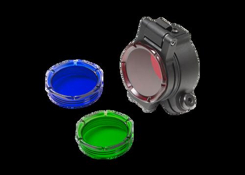 """Surefire Filter Assembly for 1.125"""" or 1"""" Bezels - FM70"""