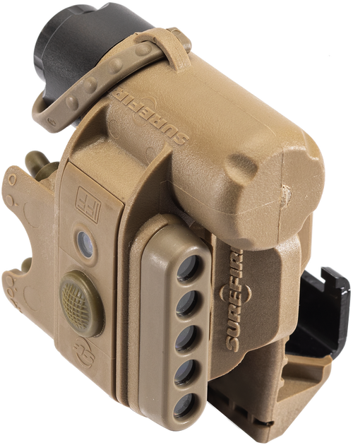 Surefire HL1 Replacement Mount for MICH Helmets - HLM-01-TN