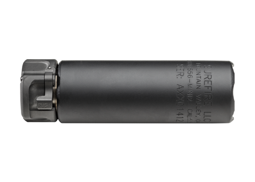 Surefire SOCOM 2 Series Suppressor for AR15 / M4 / M16 rifles - SOCOM556-MINI2