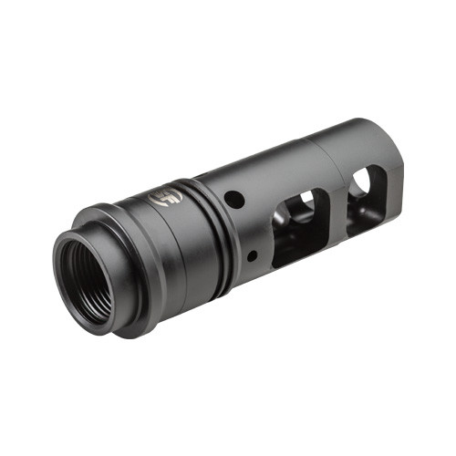 Surefire Muzzle Brake / Suppressor Adapter for 8.60mm/.338 Rifles with 5/8-24 Threads - SFMB-338-5/8-24