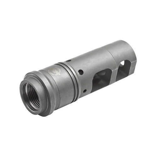 Surefire Muzzle Brake / Suppressor Adapter for Armalite AR-10, DPMS LR308, and 7.62mm Rifles with 5/8-24 Threads- SFMB-762-5/8-24