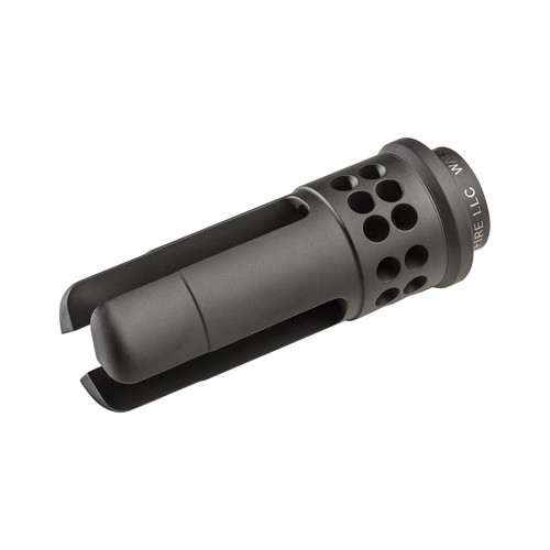 Flash Hider / Suppressor Adapter for M4/16 Rifles and Variants with with 1/2-28 Threads- WARCOMP-556-1/2-28