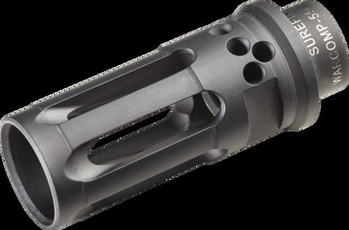 Surefire Warcomp Closed-Tine Flash Hider for 5.56mm rifles - WARCOMP-556-CTN-1/2-28