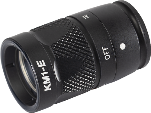 Surefire M300V Series KM1 3V Infrared & White Light Bezel - KM1