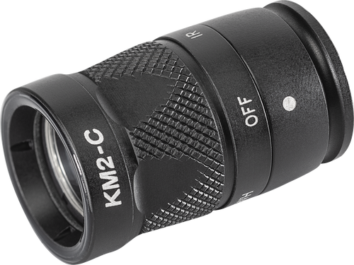 Surefire M600V Series KM2 6V Infrared & White Light Bezel - KM2