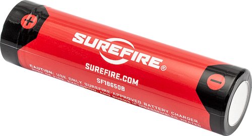 Surefire Micro USB Lithium Ion Rechargeable Battery - SF18650B