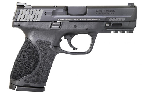 Smith & Wesson 12097 M&P9 M2.0 Compact 9mm with No Thumb Safety