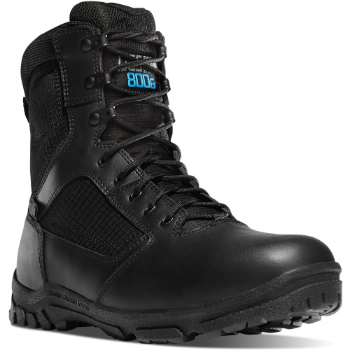 "Danner 23827 Lookout 8"" Black 800G Boot"