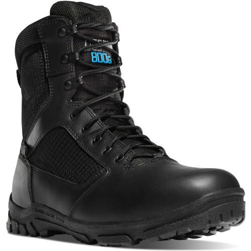 """Danner 23827 Lookout 8"""" Black 800G Boot"""