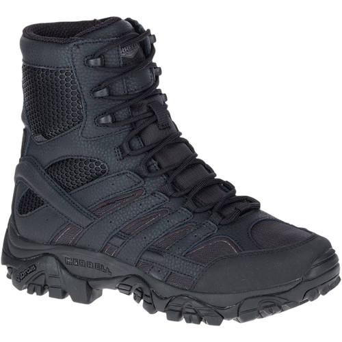 "Merrell J15841W MOAB 2 8"" Tactical Waterproof Boot"