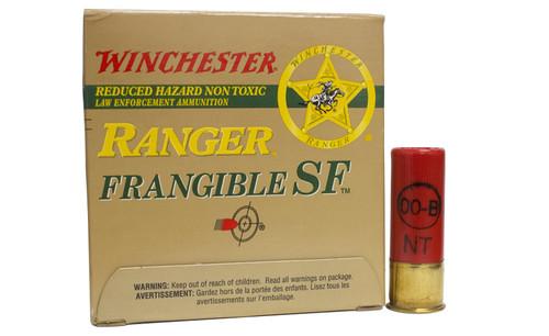 Winchester RA1200SF 12 Ga 2 3/4 in. 00 Ranger Frangible SF Ammo