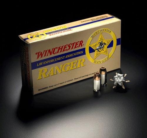 Winchester RA38110HP Ranger .38 110grn JHP Ammo