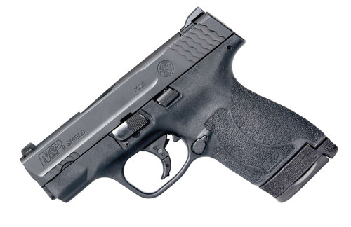 Smith & Wesson 11810 M&P9 Shield M2.0 9mm Handgun with Tritium Night Sights
