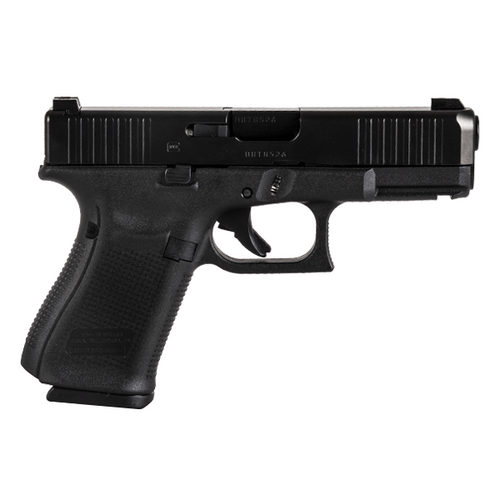 Glock PA195S702 19 Gen5 FS 9MM Blue Label Handgun with Glock Night Sights