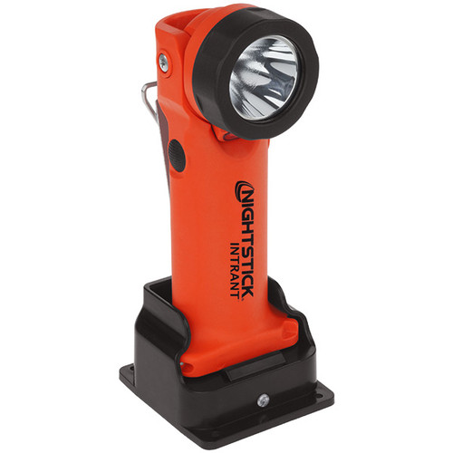 Nightstick XPR-5568RX INTRANT Intrinsically Safe Rechargeable Dual-Light Angle Light
